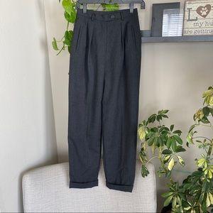 Vintage Ralph Lauren Peg Leg Trousers